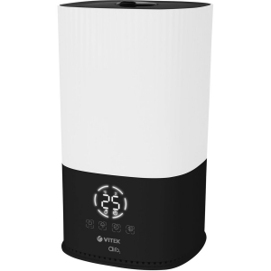 Umidificator VT-2343 3.8 Litri 190 ml/h 20mp Alb Negru