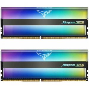 Memorie T-Force Xtreem ARGB 64GB (2 x 32GB) 3600MHz CL18 Dual Channel Kit
