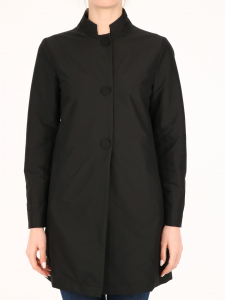 Herno Raincoat CA0390D 13470S Black