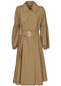 Max Mara Empoli Trench Coat In Beige 11210212000025 Beige