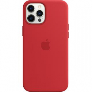 Husa Capac Spate Silicon Product RED Rosu APPLE Iphone 12 Pro Max