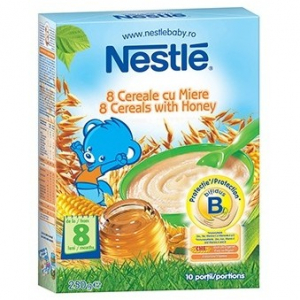 Cereale - 8 cereale cu miere 250g