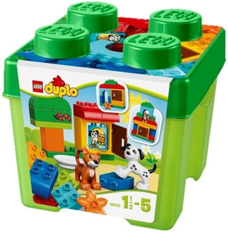 LEGO® DUPLO Creative Play all in 10570