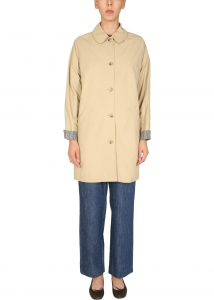 A.P.C. Single-Breasted Trench COEPZF01415_BAA BEIGE